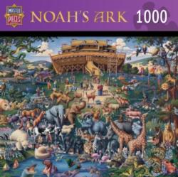 Masterpieces Noah's Ark Jigsaw Puzzle