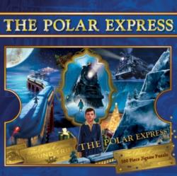 Masterpieces Polar Express Christmas Jigsaw Puzzle