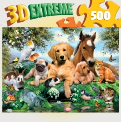 Masterpieces Relaxing Afternoon Jigsaw Puzzle