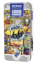 Masterpieces Route 66 Jigsaw Puzzle