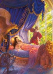 Masterpieces Sleeping Beauty Jigsaw Puzzle