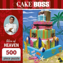 Masterpieces Slice of Heaven JIgsaw Puzzle