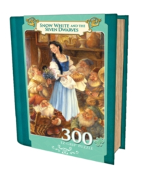 Masterpieces Snow White and the Seven Dwarves Jigsaw Puzzle
