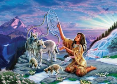 Masterpieces Spirit Wind Jigsaw Puzzle