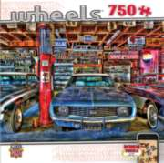 Masterpieces Super Sport Jigsaw Puzzle