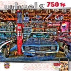 Masterpieces Super Sport Jigsaw Puzzle