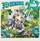 Tiger Love - 500pc Jigsaw Puzzle by Masterpieces