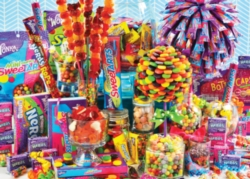Masterpieces Wonka Jigsaw Puzzle