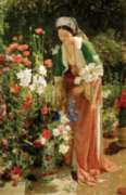 Puzzles Michele Wilson Dans le jardin - LEWIS Handcrafted Jigsaw Puzzle