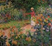 Puzzles Michele Wilson Le jardin de Monet - MONET Handcrafted Jigsaw Puzzle