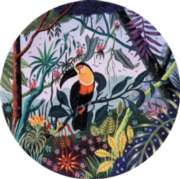 Puzzles Michele Wilson Toucan Ariel - THOMAS Handcrafted Jigsaw Puzzle
