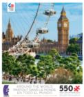 Around the World: London, England - 550pc Jigsaw Puzzle by Ceaco