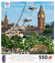 Ceaco Around the World London, England Jigsaw Puzzle