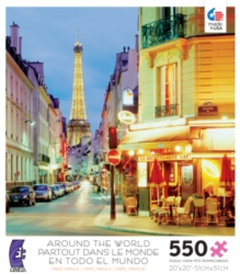 Ceaco Around the World Paris, France Jigsaw Puzzle