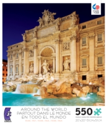Ceaco Around the World Rome, Italy Jigsaw Puzzle
