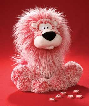 """Lenny (Sing and Move) - 11.5"""" Lion by Gund"""