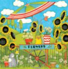 Debbie Mumm: Flower Cart - 550pc Jigsaw Puzzle by Ceaco