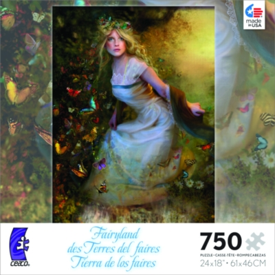 Ceaco Fairyland Jigsaw Puzzle | Summer Dancer