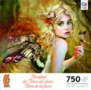 Ceaco Fairyland Jigsaw Puzzle | Touch of Gold