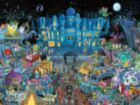 Funny Business: Haunted Party - 750pc Jigsaw Puzzle by Ceaco