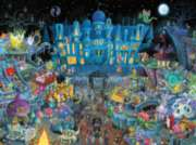 Ceaco Funny Business Jigsaw Puzzle | Haunted Party