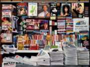 Ceaco Ken Keeley Historic Newsstand Jigsaw Puzzle