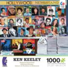 Ken Keeley: Hollywood Newsstand - 1000pc Jigsaw Puzzle by Ceaco