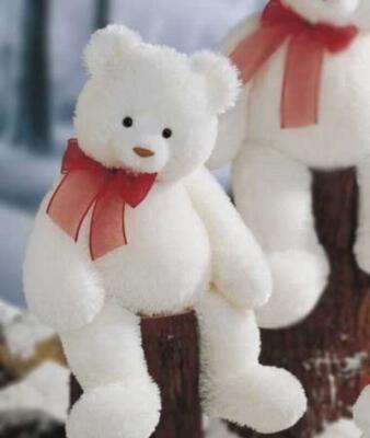 "Brighton Valentine - Extra large - 28"" Bear by Gund"