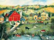 Ceaco Linda Nelson Stocks Sweet Meadowland Jigsaw Puzzle