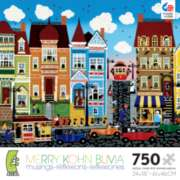 Ceaco Merry Kohn A Different Drummer Jigsaw Puzzle