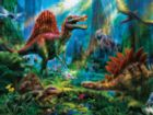Prehistoria: Spinosaur - 300pc Oversized Jigsaw Puzzle by Ceaco