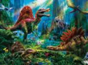 Ceaco Prehistoria Spinosaur Oversized Jigsaw Puzzle