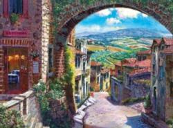 Ceaco Sam Park Tuscany Jigsaw Puzzle