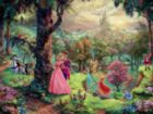 Thomas Kinkade Disney Dreams: Sleeping Beauty - 750pc Jigsaw Puzzle by Ceaco