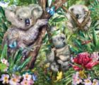 Koalas - 200pc Jigsaw Puzzle by SunsOut