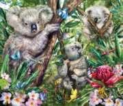 Koalas - 200pc Jigsaw Puzzle by SunsOut