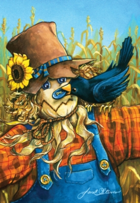 Cornfield Antics - 200pc Jigsaw Puzzle by SunsOut