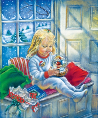 Gift of Wonder - 200pc Jigsaw Puzzle by SunsOut