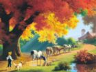 Close of the Day - 300pc Large Format Jigsaw Puzzle by SunsOut