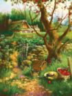 Under The Apple Tree - 500pc Jigsaw Puzzle by SunsOut