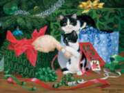 Christmas Party - 500pc Jigsaw Puzzle by SunsOut