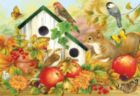 Bird Neighbors - 300pc Jigsaw Puzzle by SunsOut
