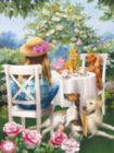 Tea Party - 300pc Large Format Jigsaw Puzzle by SunsOut