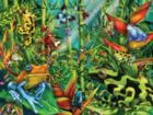 Frog Frenzy - 300pc Jigsaw Puzzle by Sunsout