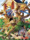Boys Treehouse - 300pc Jigsaw Puzzle by SunsOut