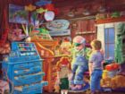 The Fly Maker - 300pc Large Format Jigsaw Puzzle by SunsOut
