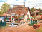 Salzburn Market - 300pc Large Format Jigsaw Puzzle by SunsOut