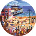 The Boardwalk - 500pc Jigsaw Puzzle by SunsOut