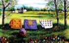 Amish spring - 550pc Jigsaw Puzzle by SunsOut