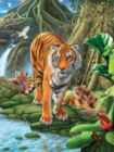 Tiger Two - 500pc Jigsaw Puzzle by SunsOut